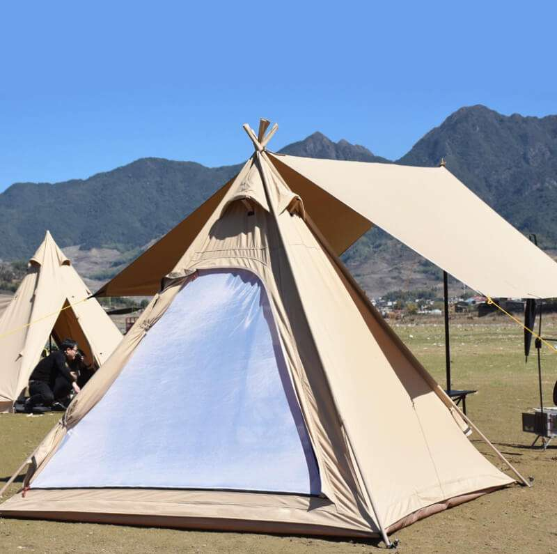 Hot Tents and Tent Stoves For Sale 18