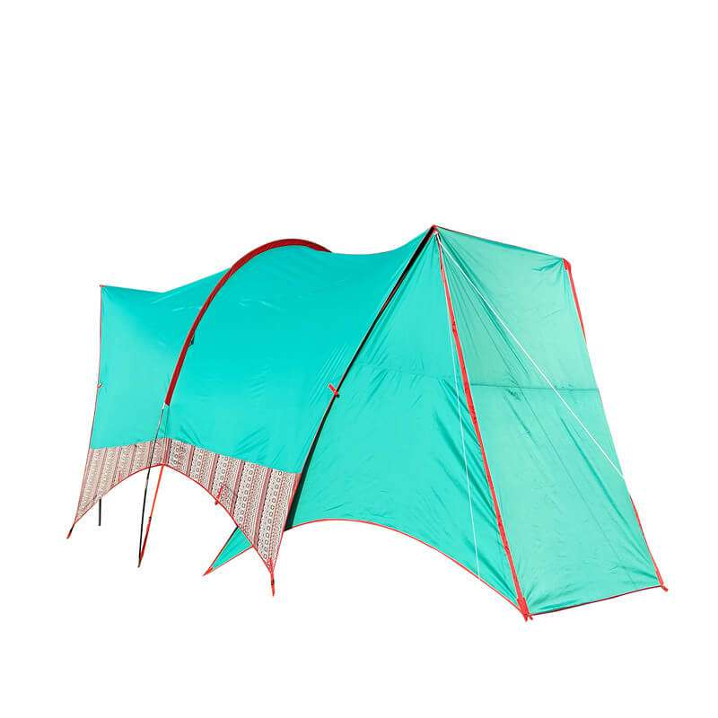 Wise Tents® Single Frame Rod Outdoor Sunshade Awning 1